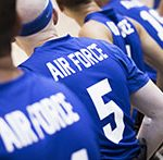 Air Force team players
