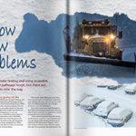 snow plow problems